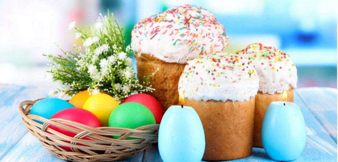 Великдень  в Україні: де і як можна буде освятити великодній кошик
