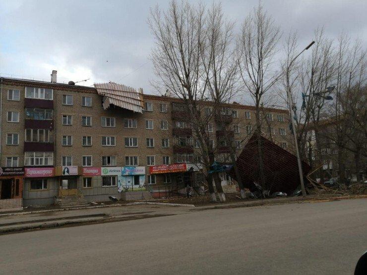 Казахстан накрила потужна буря