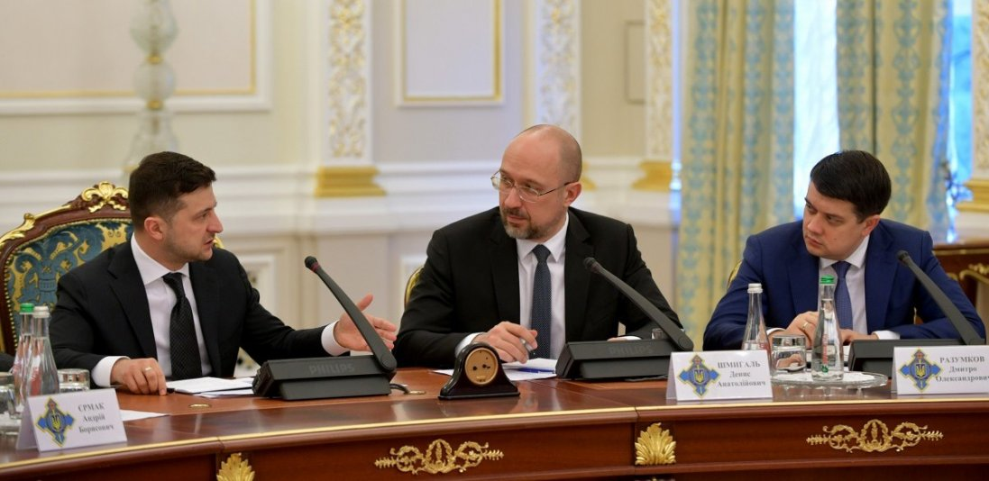 В Україні змінено склад РНБО