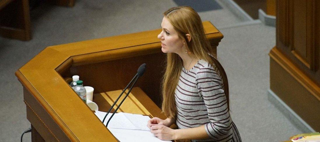 У Києві  підтвердили коронавірус у нардепки Скороход та її новонародженої дитини