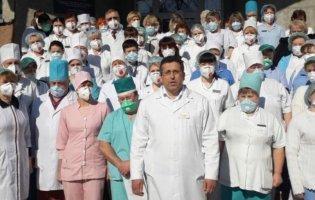 «Ми не задоволені вашою медичною реформою», - волинські лікарі звернулися до Зеленського