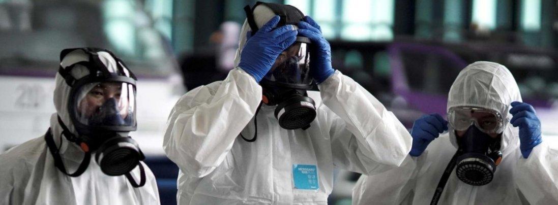 На Волині понад 55% хворих на коронавірус - медпрацівники