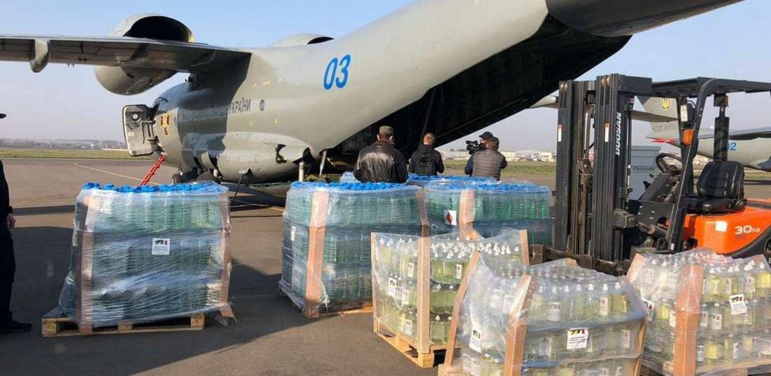 Україна відправила допомогу Італії: влада пояснила чому