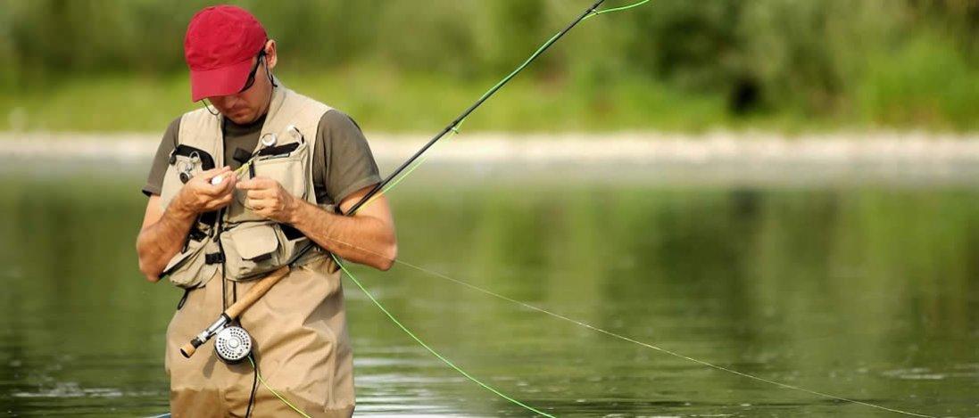 Як вибрати костюм на риболовлю