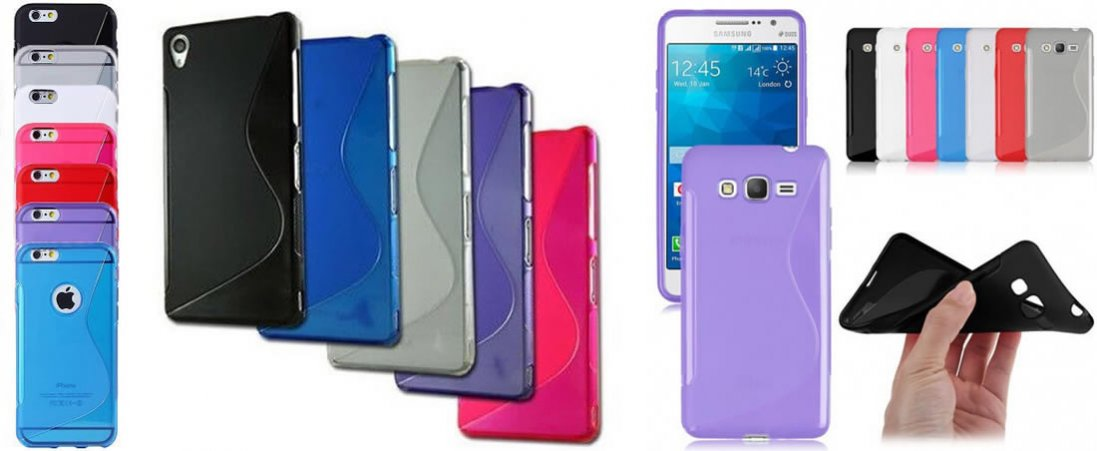 Вибираємо чохли для Samsung Galaxy
