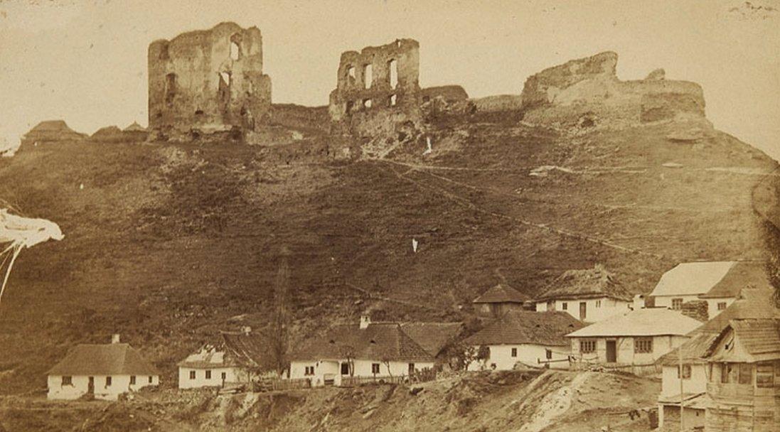 Поділля на фото 150-літньої давнини