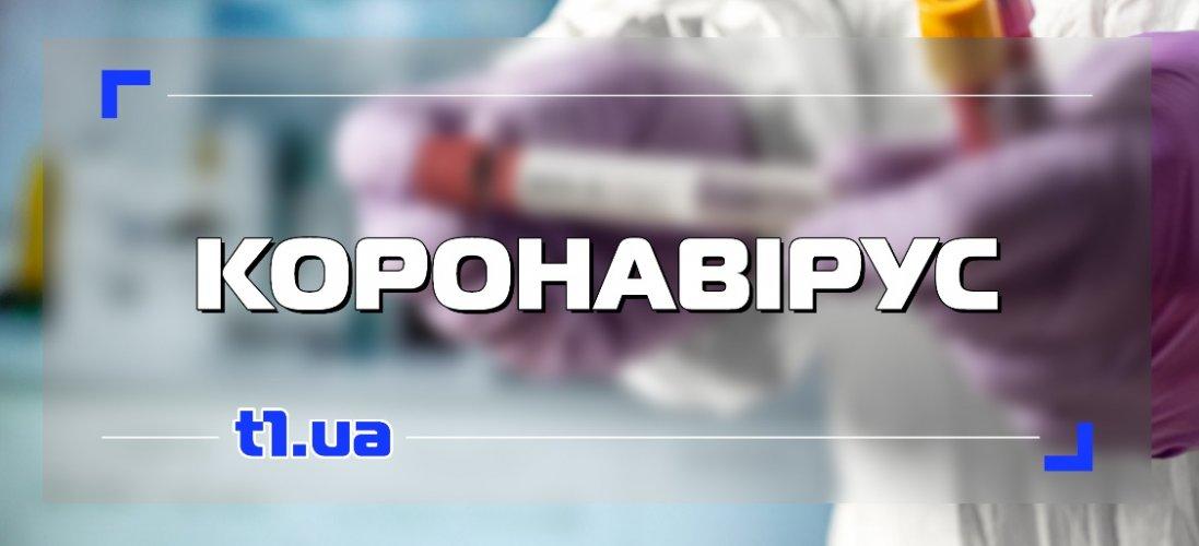 В Україні 2 203 випадки COVID-19: свіжі дані на 10 квітня