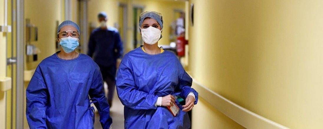 На Тернопільщині майже 40 медиків захворіли на COVID-19