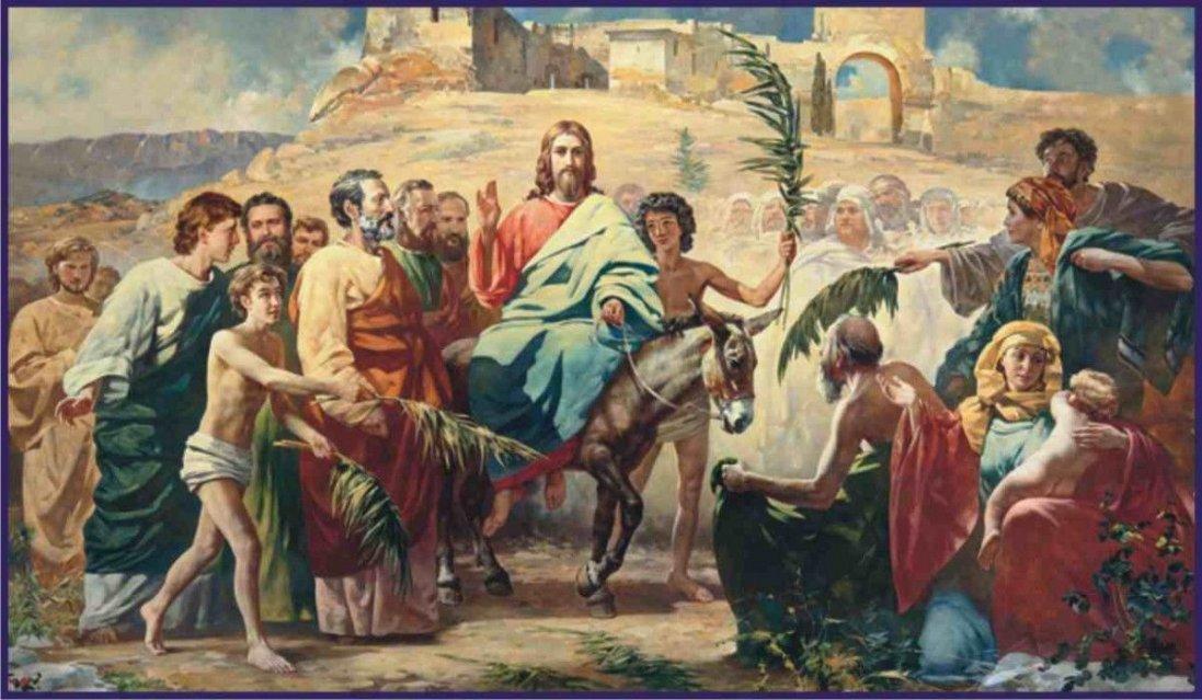 Про Вербну неділю, дивовижні зцілення і людську невдячність
