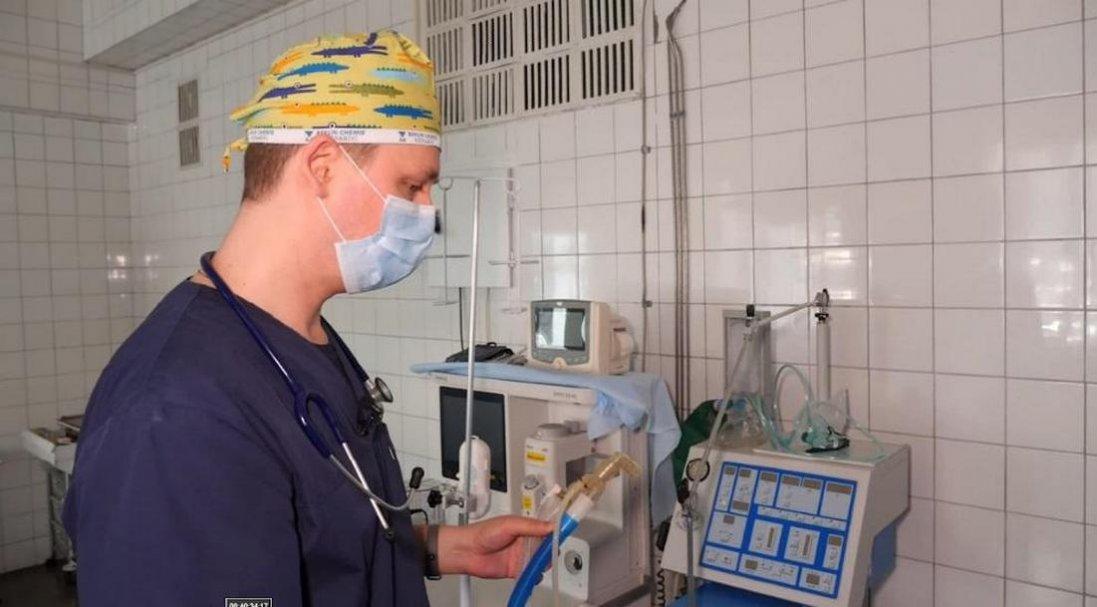Апаратів для штучної вентиляції легенів маємо 4 тисячі, а треба 300 тисяч