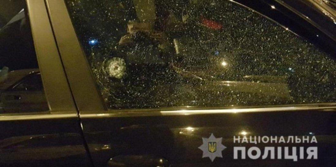У Києві хуліган на авто вчинив стрілянину
