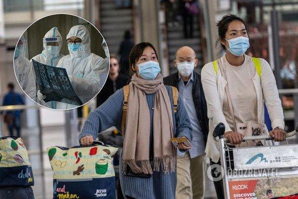 У Китаї зафіксований різкий стрибок заражених коронавірусом