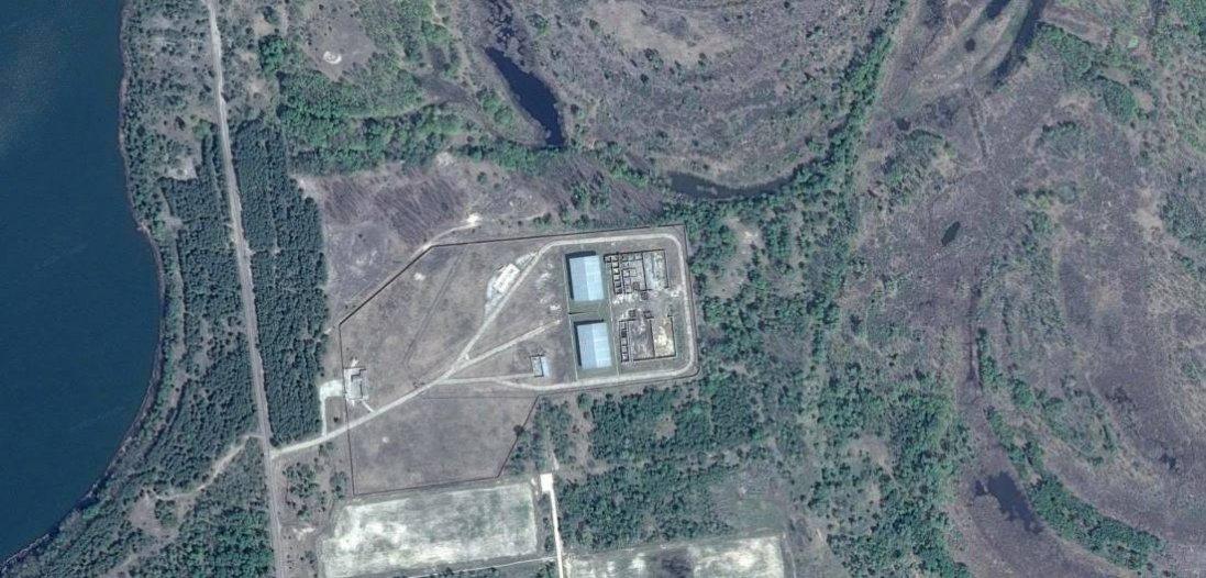 У МВС спростовують загрози для сховищ ядерних відходів у Чорнобилі через пожежу