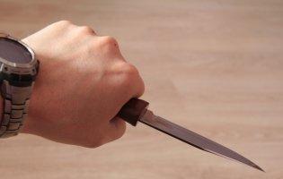 На Волині жінка напала з ножем на чоловіка