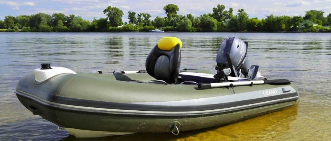 Як вибрати човен для риболовлі?