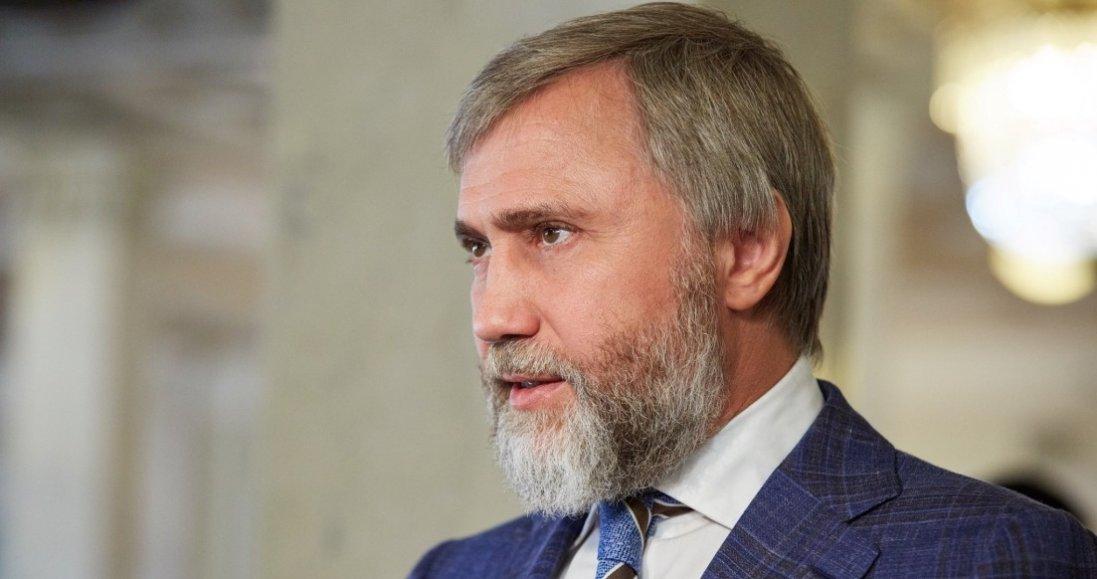 Нардеп Новинський заразився коронавірусом