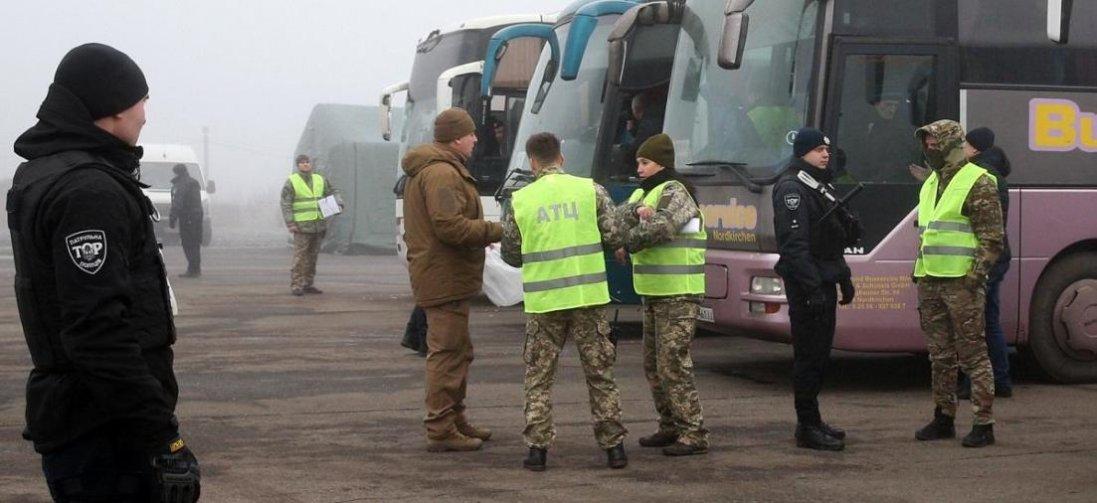 З полону звільнили 20 українців: список