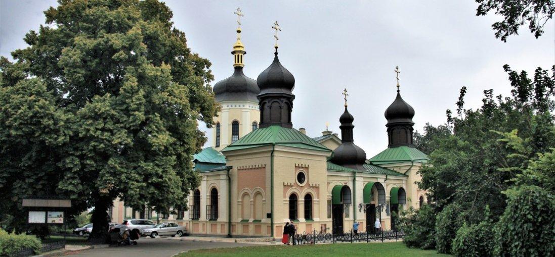 Коронавірус в Україні: у Києві закрили Іонинський монастир