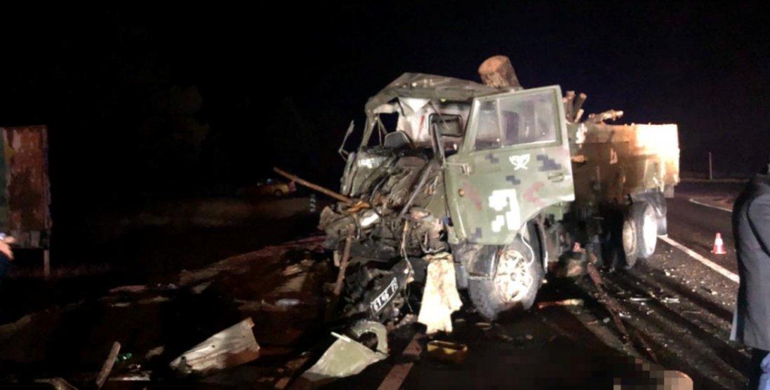У Мелітополі військовослужбовець влаштував смертельну аварію
