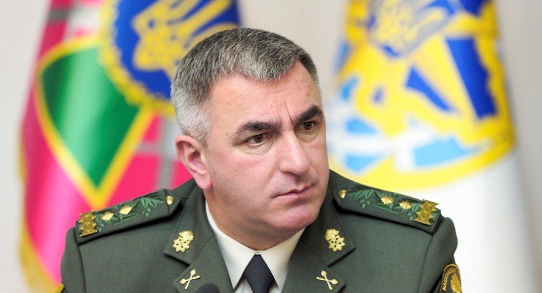 У командувача Національної гвардії – коронавірус