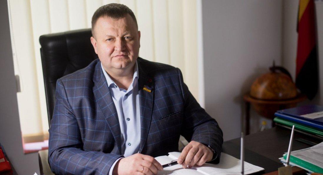 Луцького депутата призначили головою Рожищенської РДА