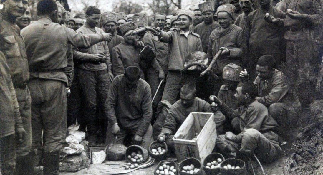 Великодні традиції на Волині 115 років тому