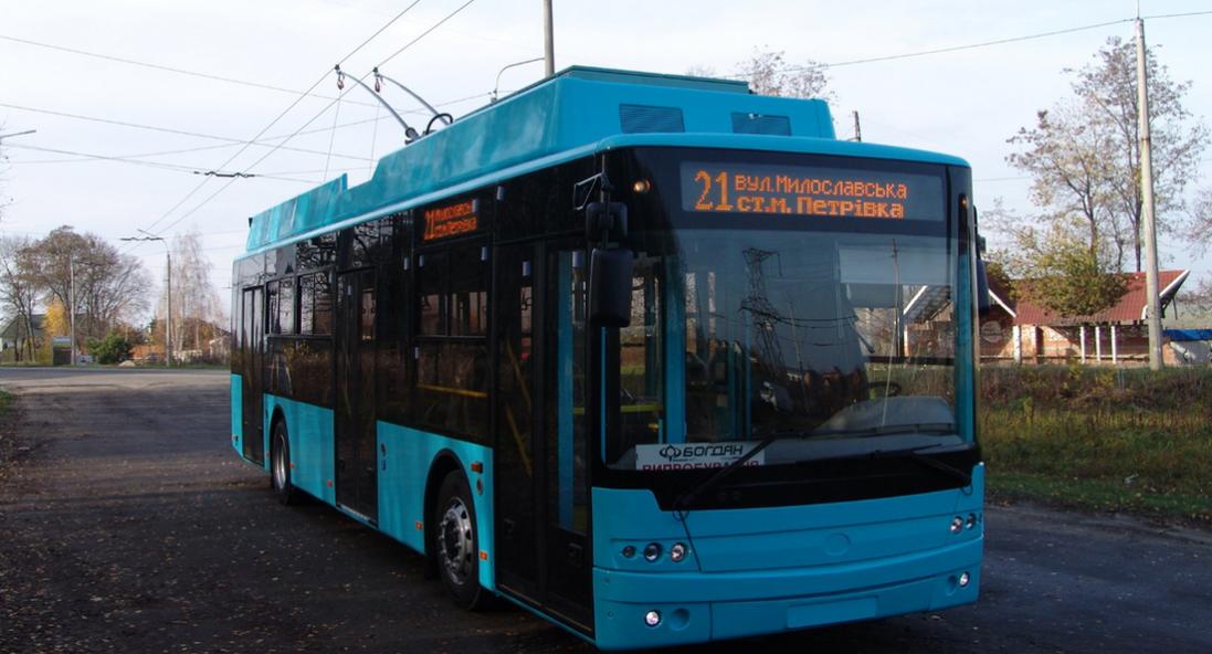 Луцьк купить 29 нових тролейбусів. У кого?