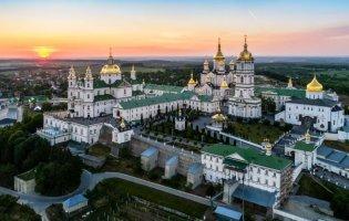 Коронавірус у Почаївській лаврі: святині та місто на блокаді