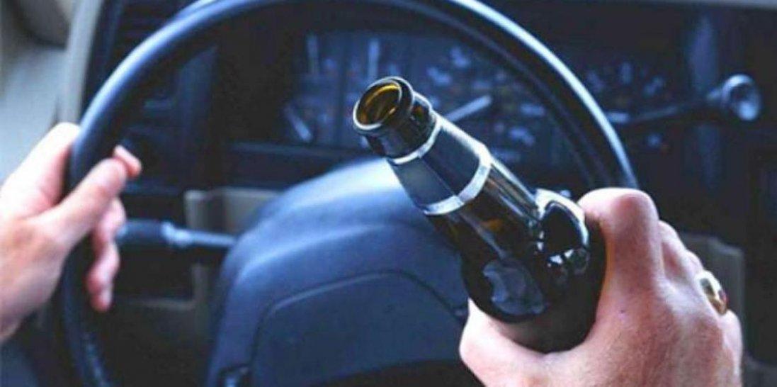 У Луцьку виявили за одну ніч дев'ять нетверезих водіїв