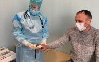 На Прикарпатті не приймають пацієнтів із  COVID-19 через хворобу лікарів