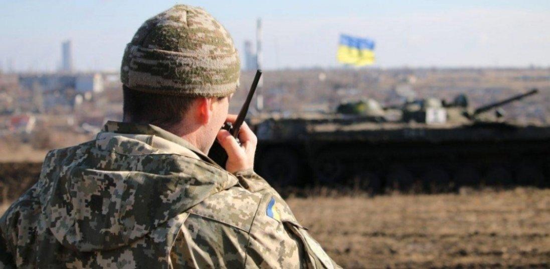 На Донбасі троє українських воїнів поранено внаслідок обстрілів