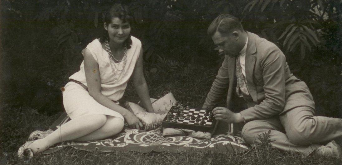 Мешканці Володимира на столітніх фото