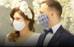 У Львові відгуляли перше українське весілля онлайн