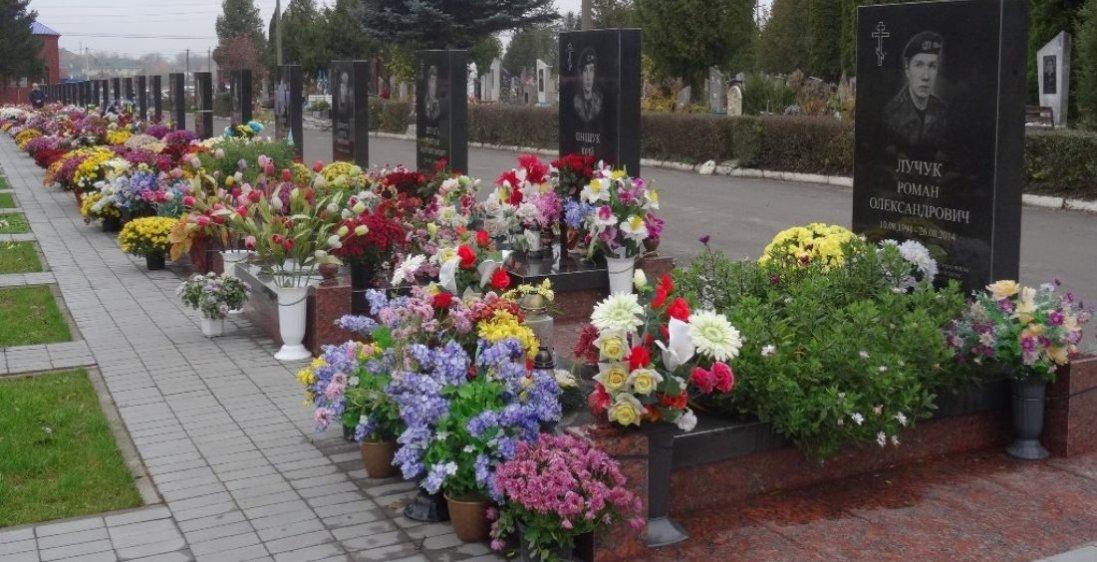 У Луцьку кладовища закрили до 12 травня