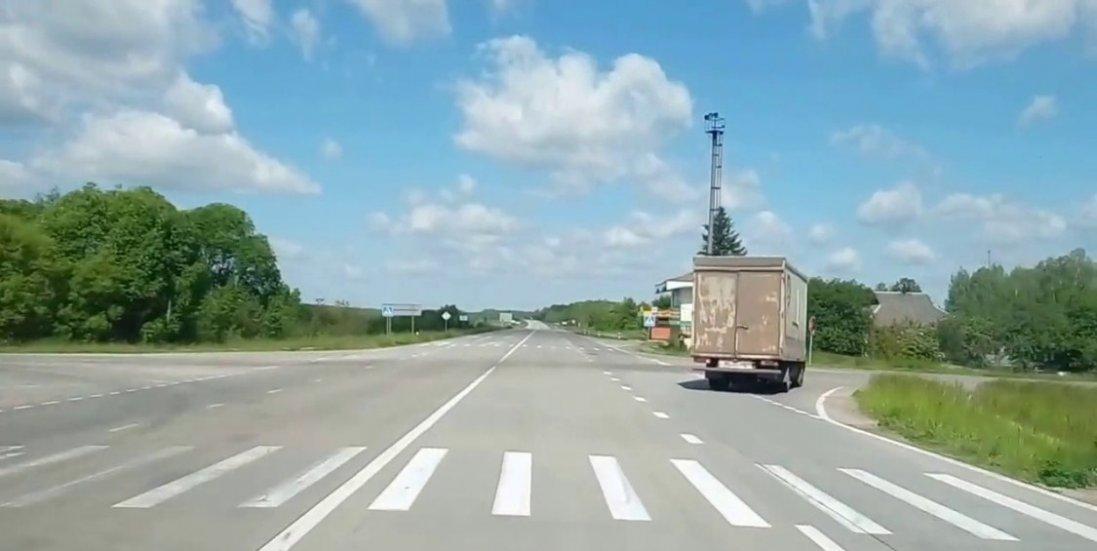 Траса через Волинь –  одна з Топ-15 найбільш аварійних в Україні