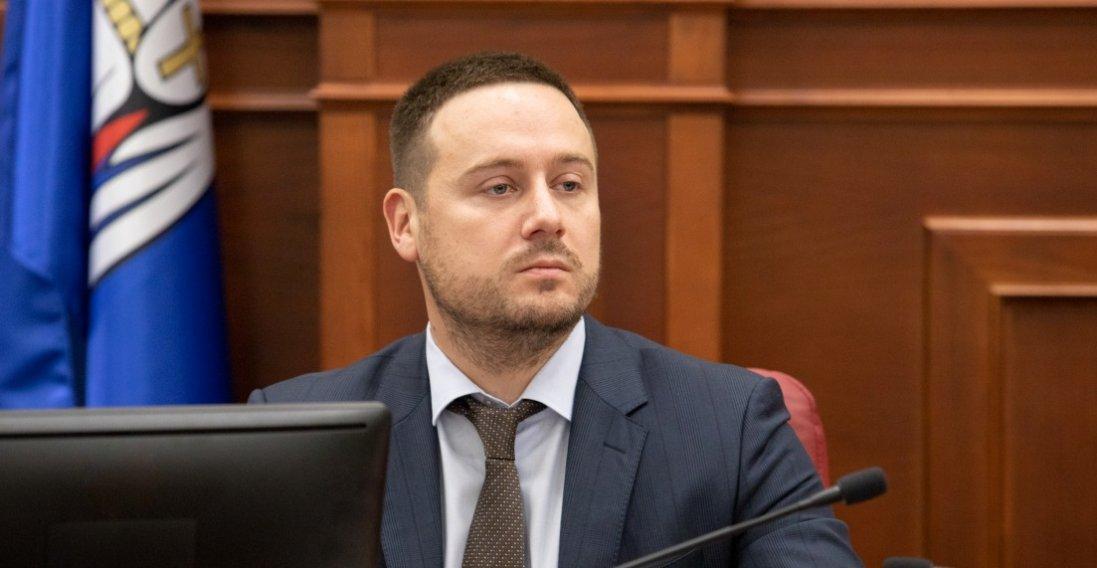 Кличко звільнив свого заступника, який напав на поліцейського