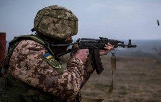 На Донбасі поранили двох військових