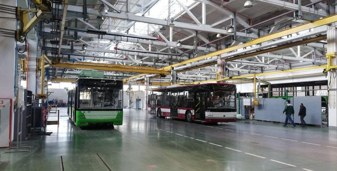 У Луцьку курсуватиме 29 нових комфортабельних тролейбусів