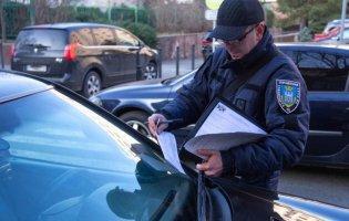Як і за що штрафуватимуть водіїв в Україні з 1 травня