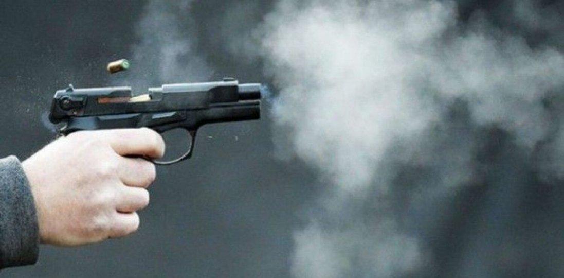 У Києві чоловікові  прострелили  голову