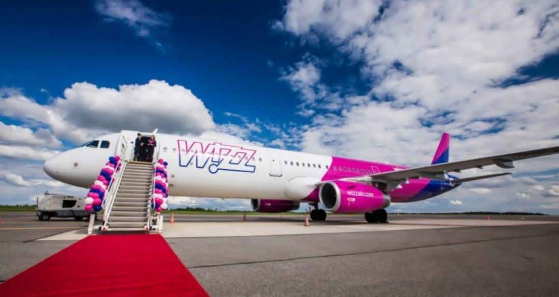 Популярний лоукостер відновлює польоти з 1 травня