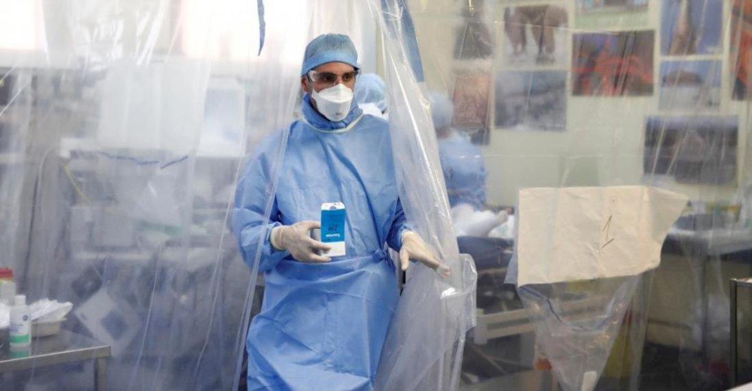 Волинь – у числі областей з найбільшою кількістю медиків, заражених коронавірусом
