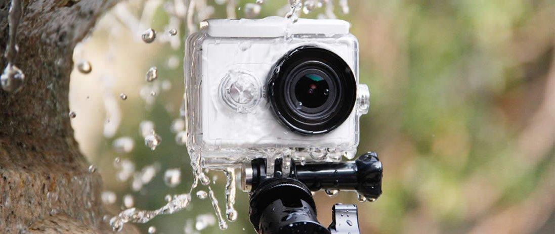 Як грамотно вибрати екшн-камеру