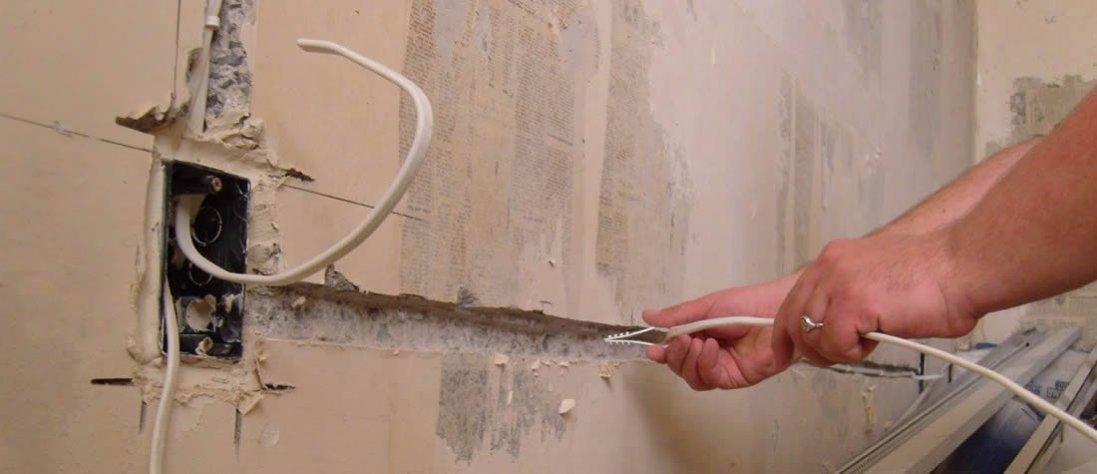 Як свердлити стіну, щоб не потрапити в проводку?
