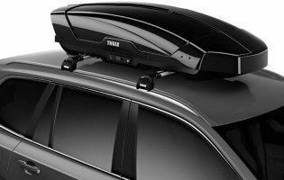 Як вибрати бокс на дах автомобіля