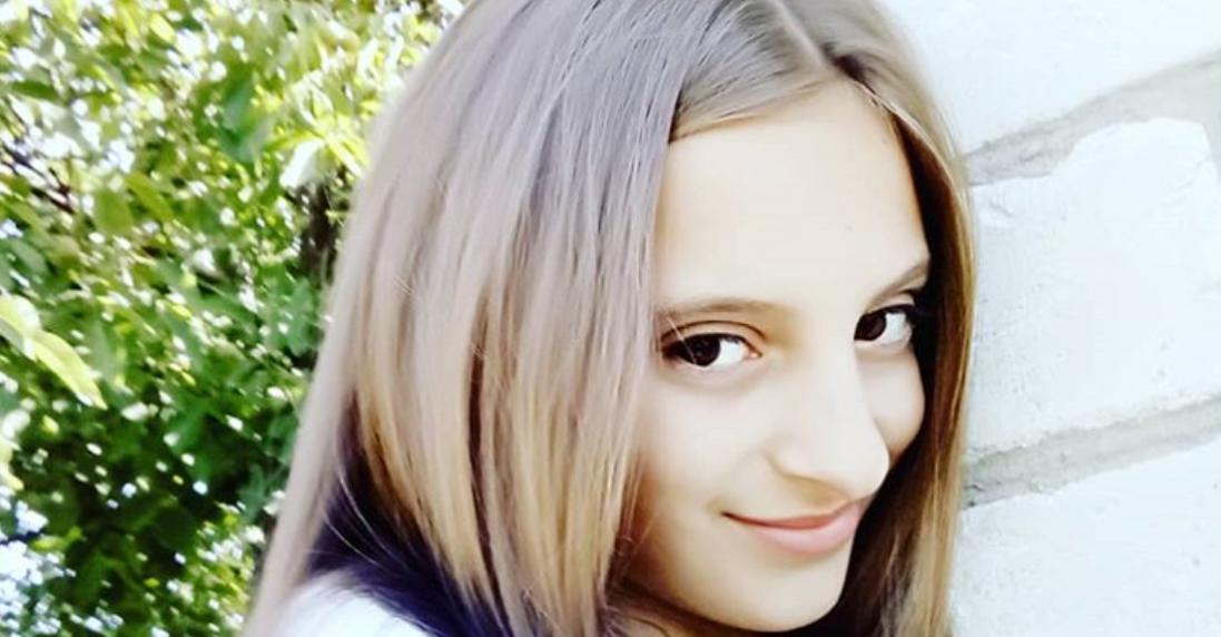 Фото дівчинки, яку вбила і обезголовила мати