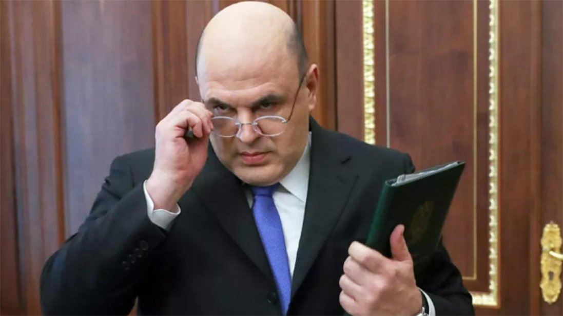 У Росії прем'єр-міністр підхопив коронавірус
