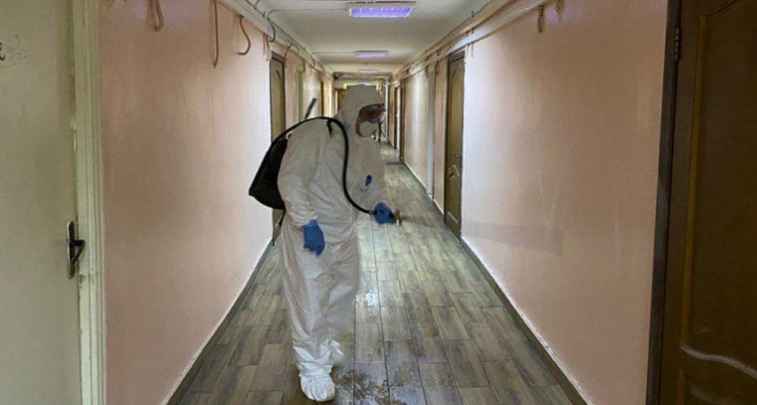 Через коронавірус закрили два київські гуртожитки