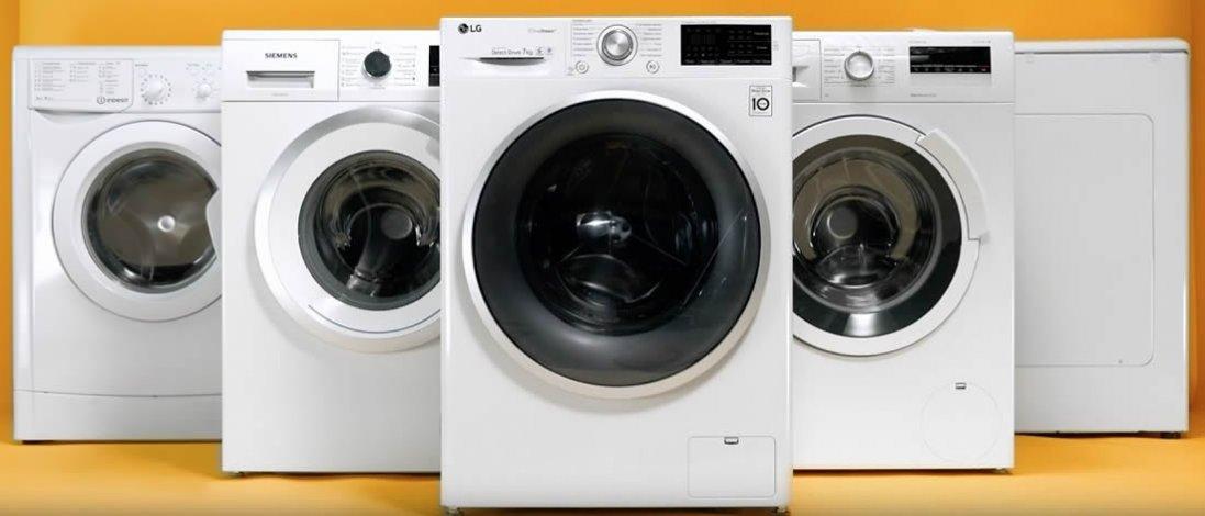 Обираємо пральну машину: що варто знати