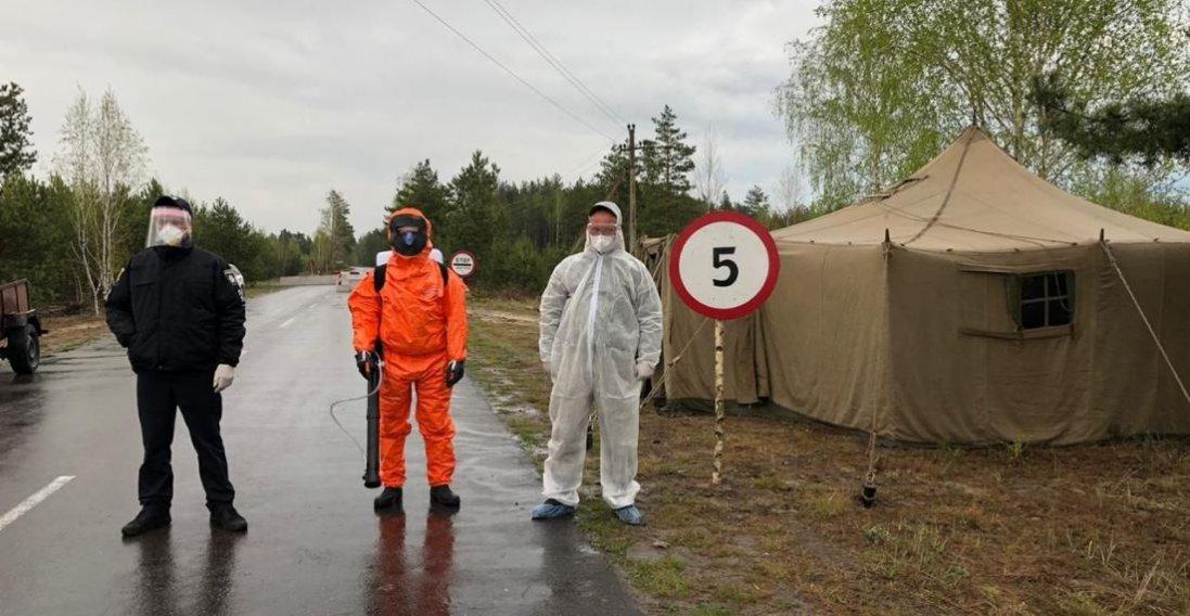 На Рівненщині село закрили на карантин через спалах коронавірусу